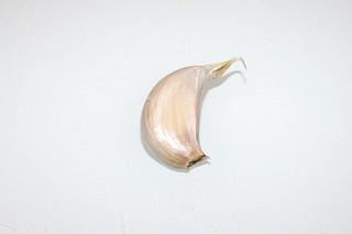 14 - Zutat Knoblauch / Ingredient garlic