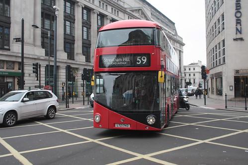 Arriva London LT743 LTZ1743