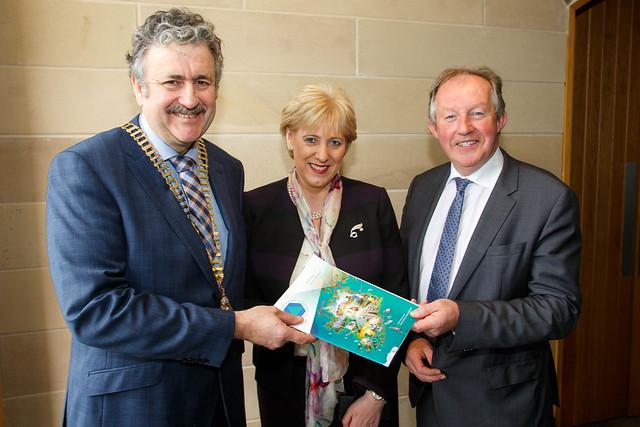 CIF Regional Development Roadmap Launch - Tullamore D.E.W April 3rd