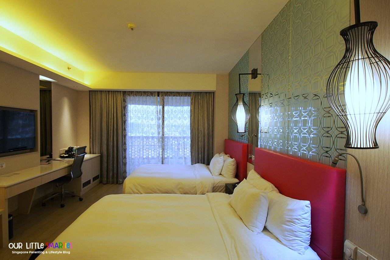 Village Hotel Katong Family Room