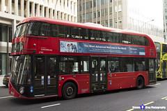 Wrightbus NRM NBFL - LTZ 1102 - LT102  Pimlico 24 - Metroline - London 2017 - Steven Gray - IMG_8233