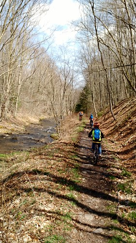 April 12 2017 Seneca Creek Trail WV (4)