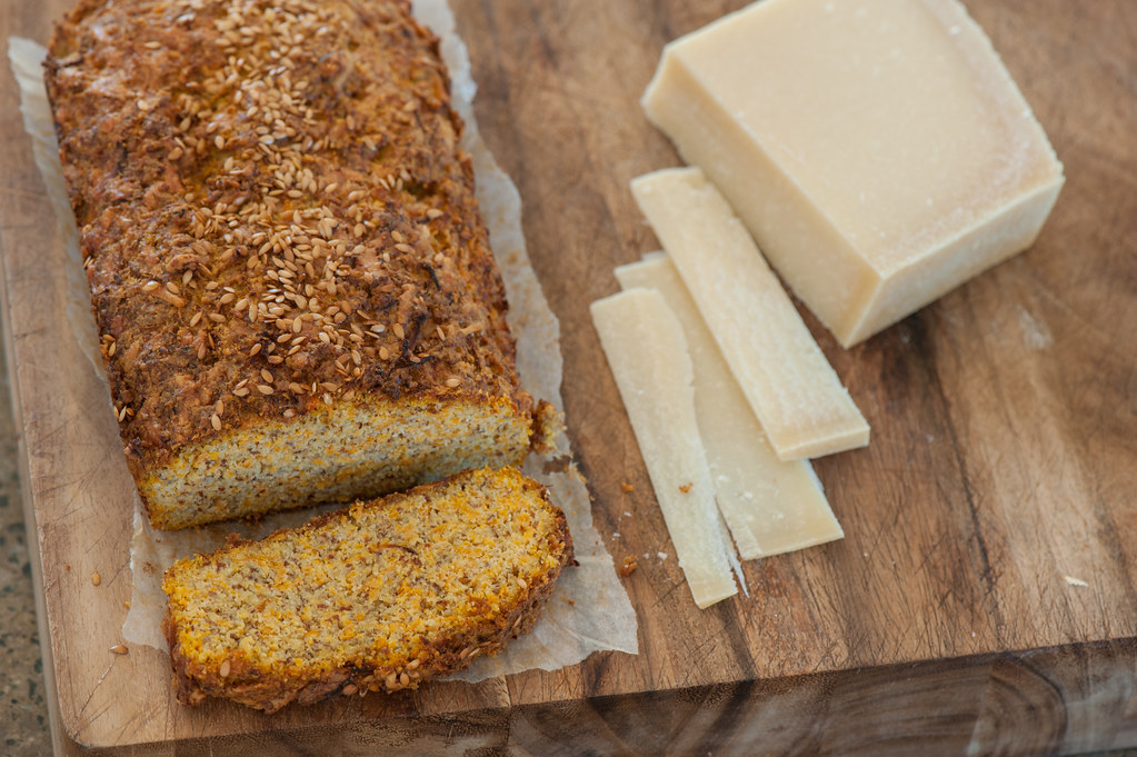 Cheesey Carrot Loaf-2