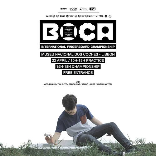 BoCa International Fingerboard Championship