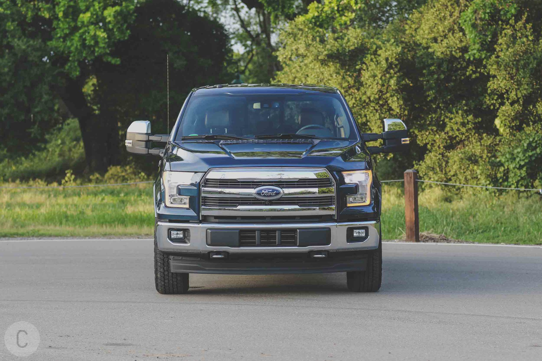 2017 Ford F-150 King Ranch 4×4 SuperCrew is in the CF Garage