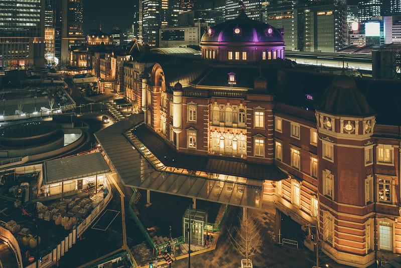 60 MegaPixel |Tokyo Station 東京駅 東京車站