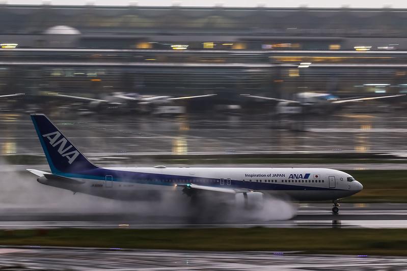 JA606A ANA 全日空 Boeing 767-300