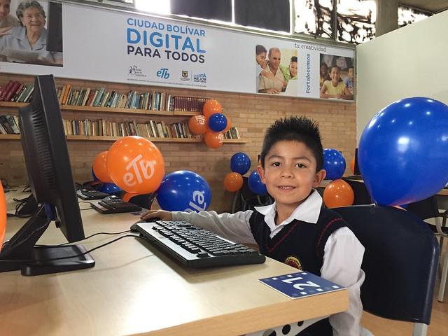 Punto interactivo Ciudad Bolívar