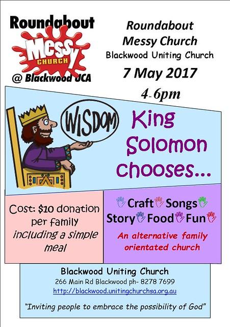 Messy Church - May 2017