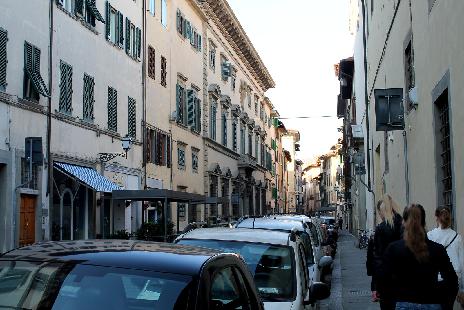 florence streets