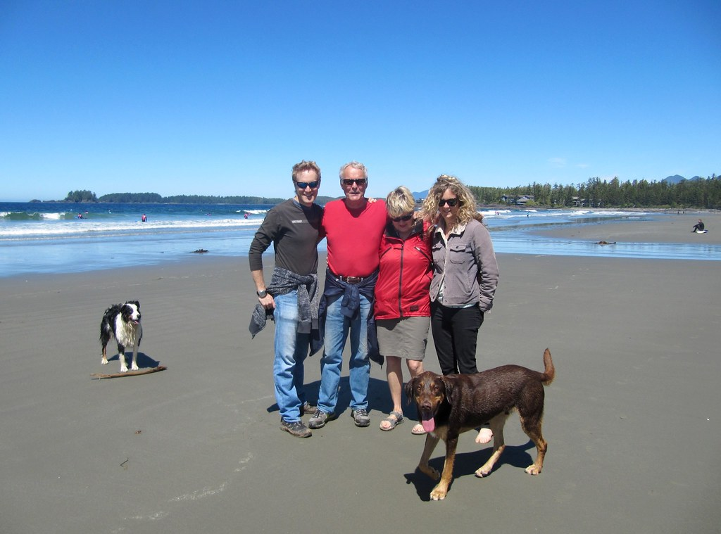how to get from tofino to nanaimo