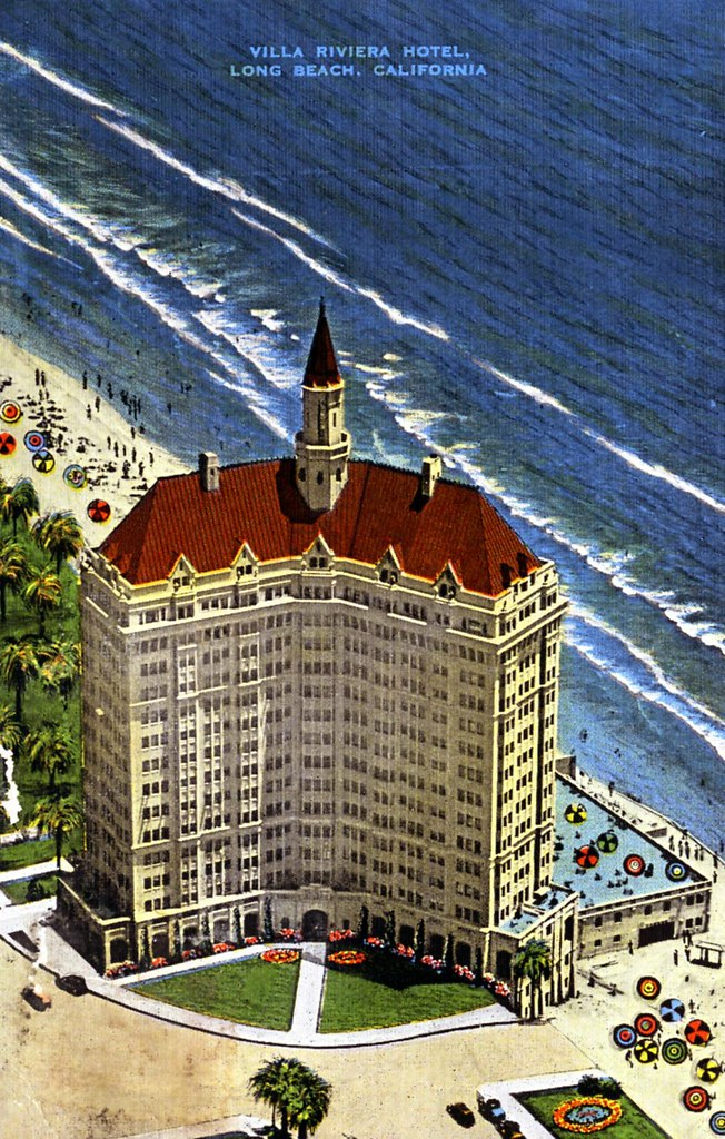 Villa Riviera Hotel Long Beach CA