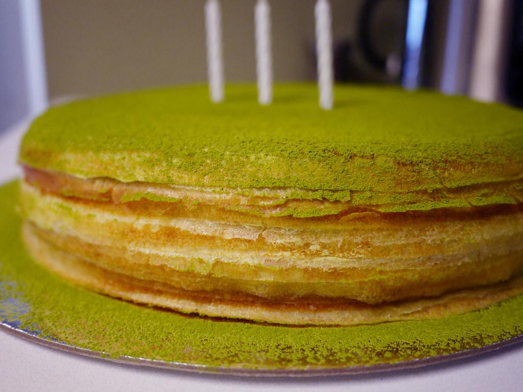 03 21 Matcha Mille Crepe Cake Lady M Front Studio Flickr