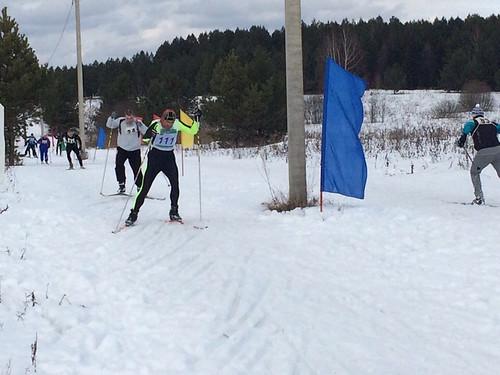 Кондраковская лыжня