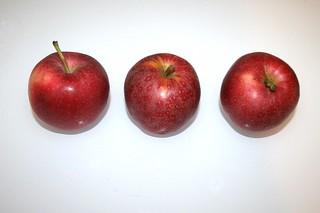 04 - Zutat Äpfel / Ingredient apples