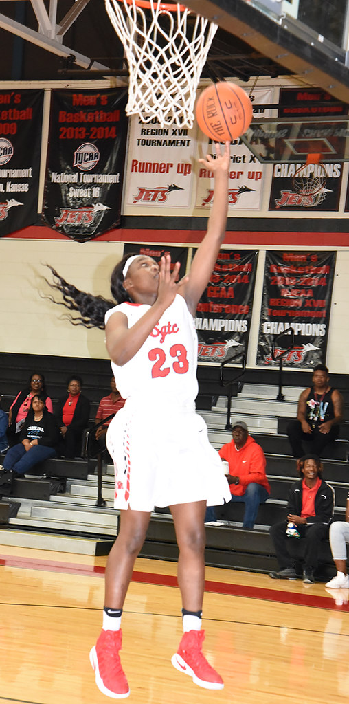 Lady Jets advance to NJCAA national tournament