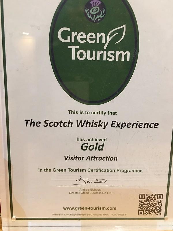 edinburgh 057 Scotch Whisky gold tour