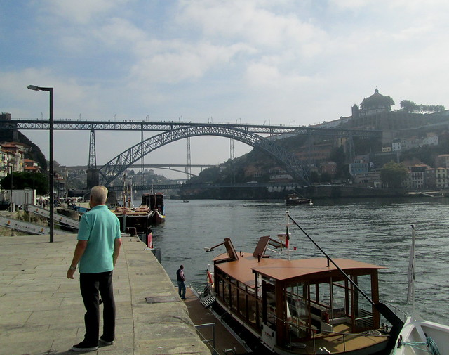 Dom Luís I Bridge, Porto
