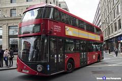 Wrightbus NRM NBFL - LTZ 1071 - LT71 - Not In Service - RATP London - London 2017 - Steven Gray - IMG_9103