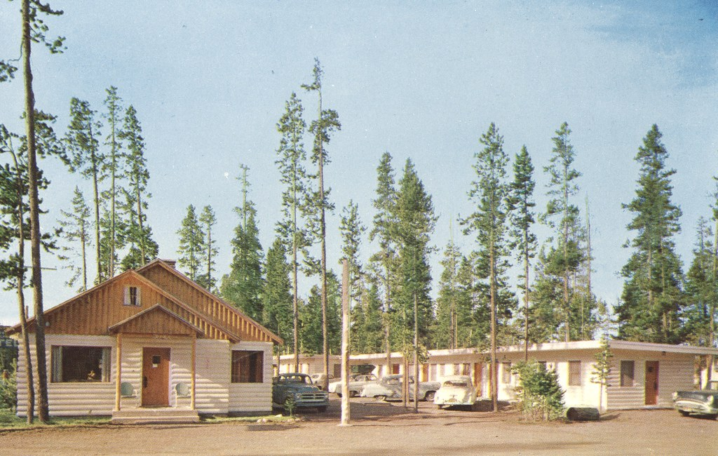 Pony Express Motel - West Yellowstone, Montana