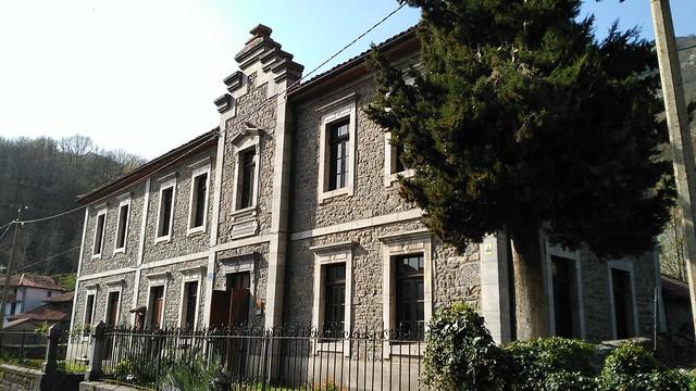 Escuela Félix de Martino en Soto de Sajambre