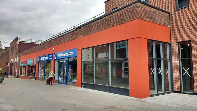 Orange in Horsham