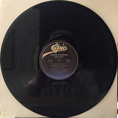 LUTHER VANDROSS:BUSY BODY(RECORD SIDE-B)