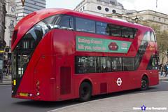 Wrightbus NRM NBFL - LTZ 1053 - LT53 - Liverpool Street 11 - Go Ahead London - London 2017 - Steven Gray - IMG_8698