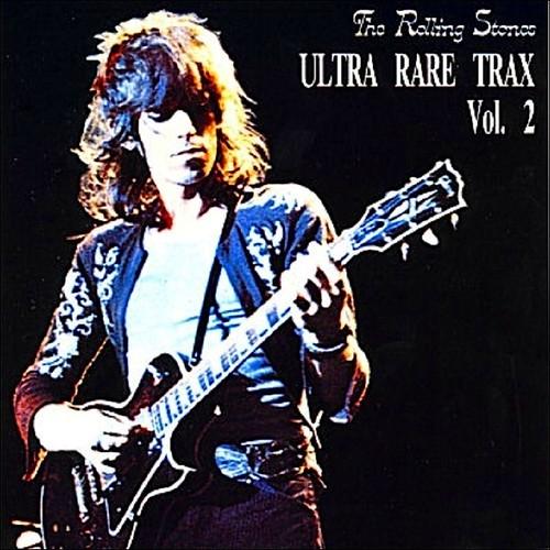 Roling Stones Ultra Rare Traks Vol 2 front