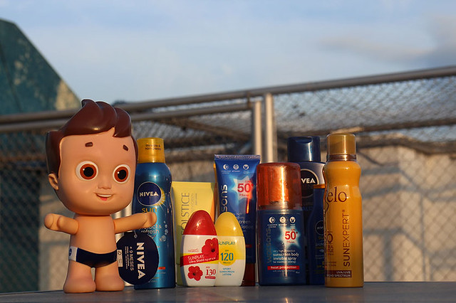 Watsons Summer Promo Travel Philippines Sunblock Skin Sunset
