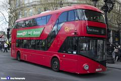 Wrightbus NRM NBFL - LTZ 1059 - LT59 - Fulham Broadway 11 - Go Ahead London - London 2017 - Steven Gray - IMG_8795