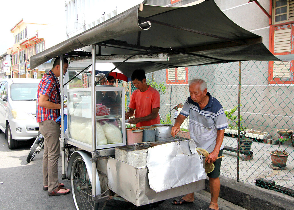 Penang Char Kway Teow: Siam Road Char Kway Teow Stall