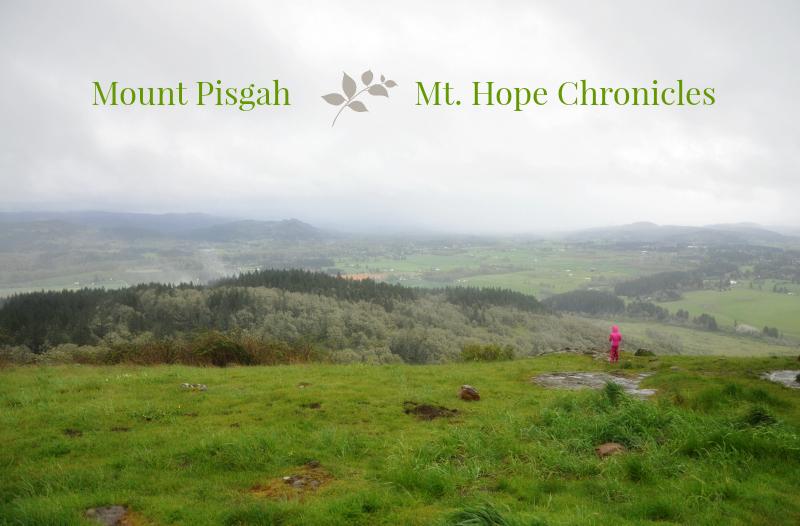 Mount Pisgah @ Mt. Hope Chronicles