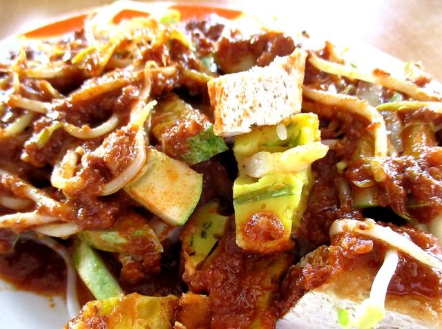 Noor Satay & Food Delight rojak thamby 2