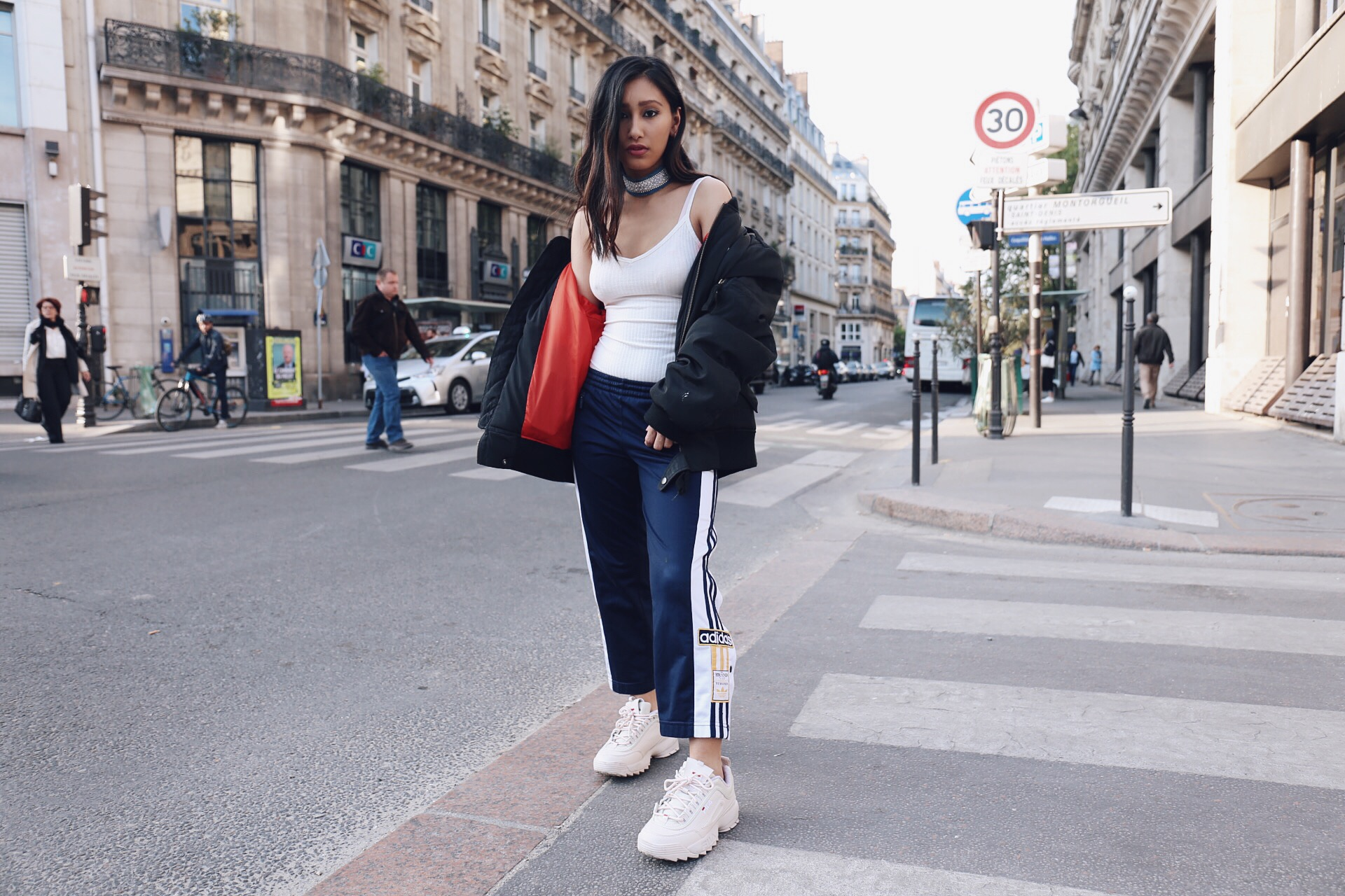 ParisLifestyle Mode Disruptor Blog Style Baskets 90'sFila cJTlF13K