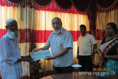 Housing Assistance granted to the Beneficiaries for Construction of New House