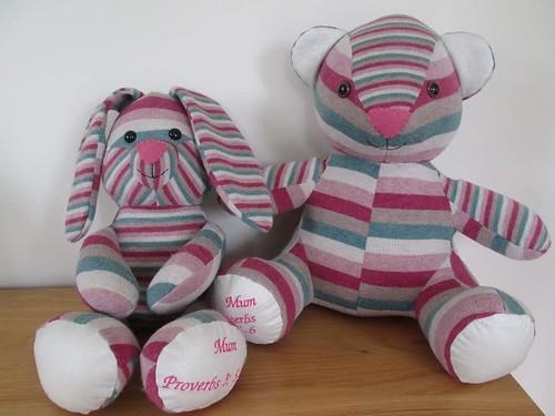 Mum's bears
