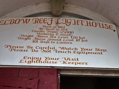Hope Town Light House