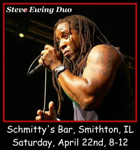 Steve Ewing Duo 4-22-17