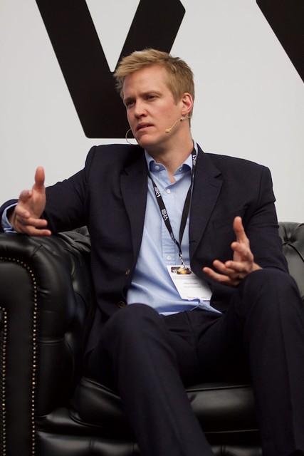 Mike Rosam, McLaren