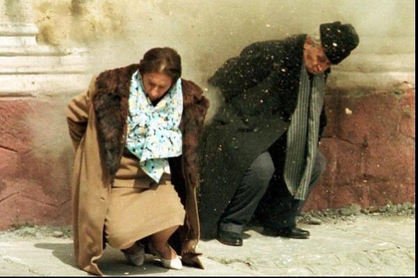 Tara lasata mostenire de Ceausescu: o tara de hoti si corupti