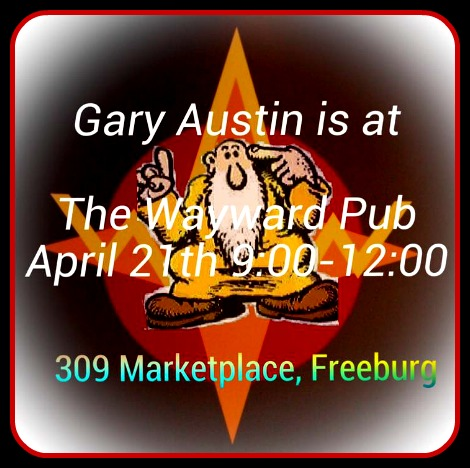 Gary Austin 4-21-17