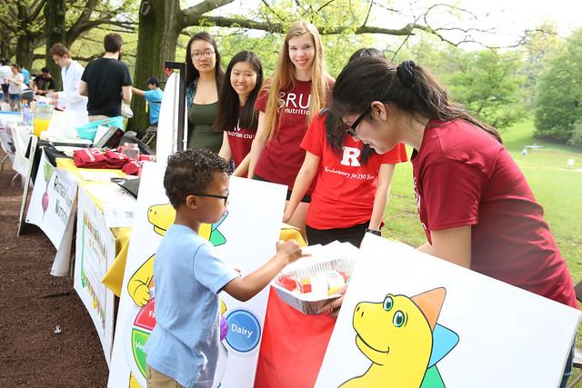 Rutgers University-New Brunswick Celebrates Rutgers Day 2017