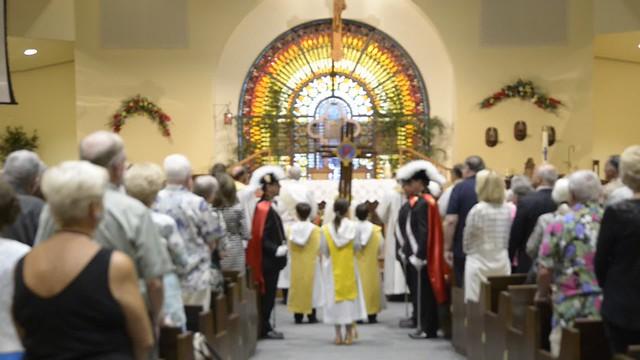 Fr. Pat's 25th Anniversary