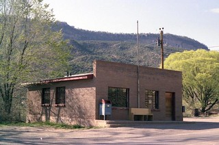 Jemez Springs, NM post office | by PMCC Post Office Photos