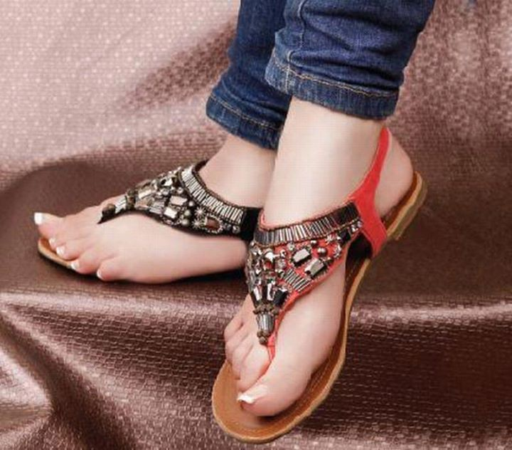 Bollywood Flat Shoes