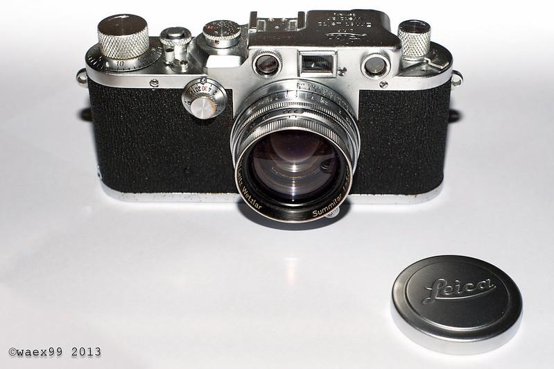 The Leica IIIc