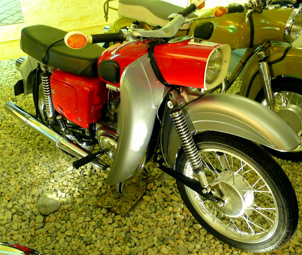 BS 150/1 Trophy, from 1974, 140cc, 11 5 horsepower   Flickr
