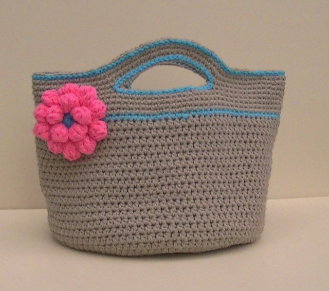 Crochet Bags And Totes : Crochet market Bag Tote Flickr - Photo Sharing!