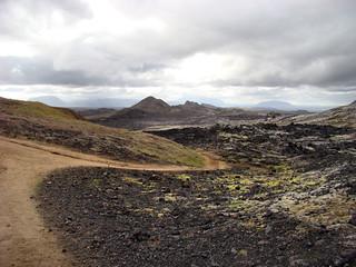 040 Uitzicht vanuit lavaveld Leirhnjúkur
